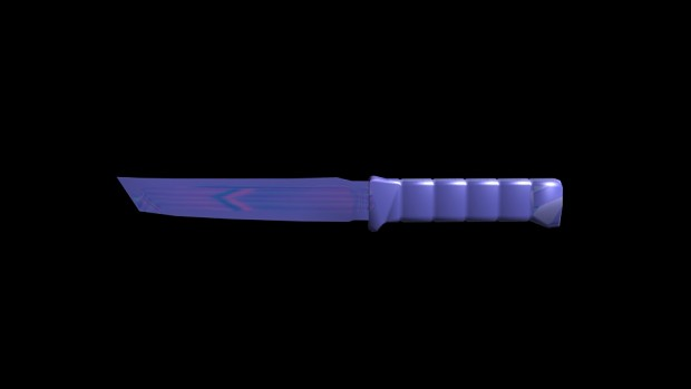 New Knife Model