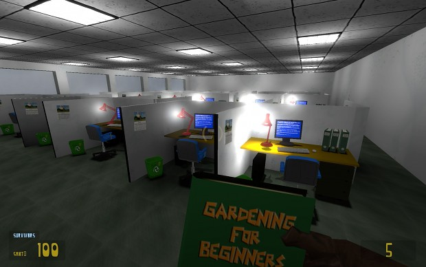 Preview screenshot of the new map ss_office