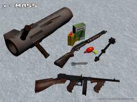 x - MASS Wapons
