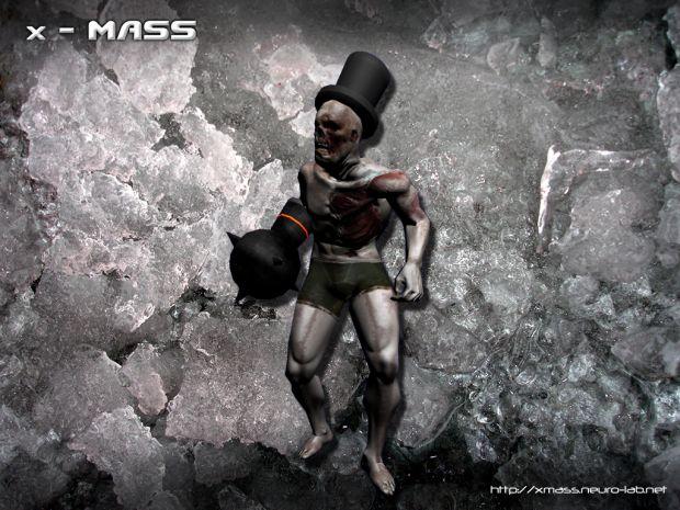 Zombie Jack Frost