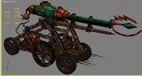 Skaven warp cannon (1.5.2)