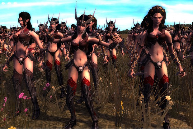 Dark Elves 2