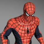 Spiderman Model