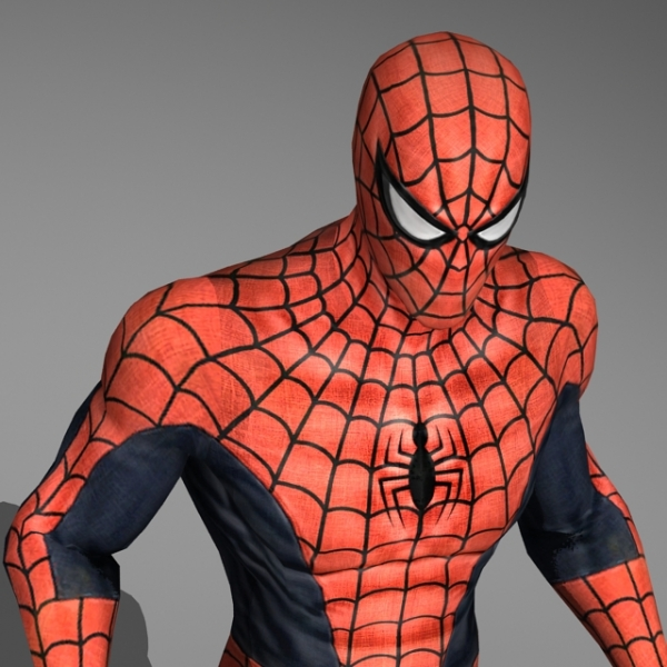 Spiderman Model Image Gta Spiderman Crime Wave Mod For