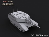 WC M1A4 LIPAC Abrams