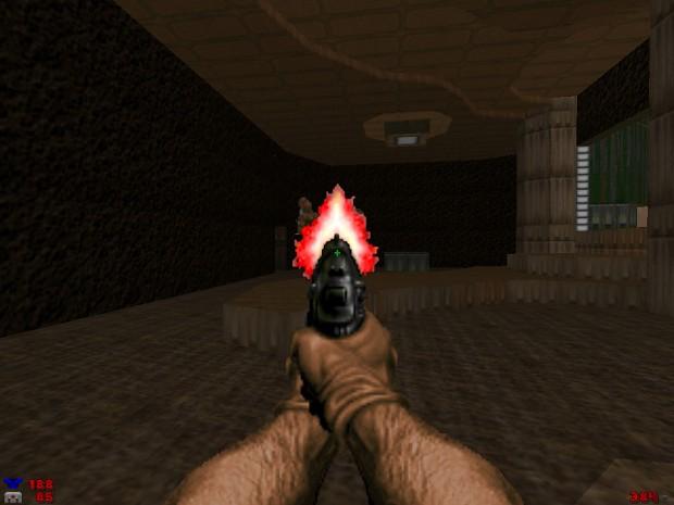 Tactical Handgun, also from armas09