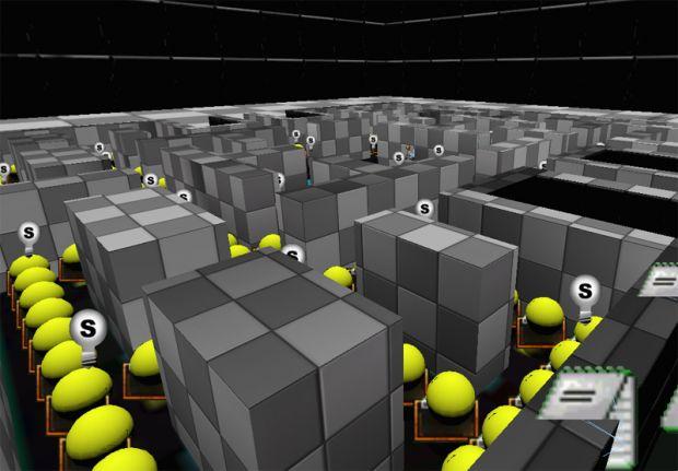 Unreal Pacman Editor Screenshot #1