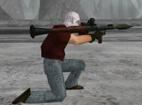 RPG-7 In-Game