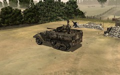 New model: M3 T48 Halftrach with 57mm at-gun