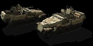 New model: Sd.Kfz. 251/17 Ausf. C