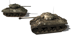 "New addition: Sherman ""Beutepanzer"""