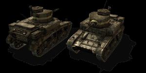 New model: M3A1 Stuart