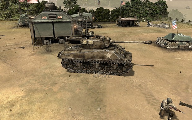 "New reward unit: M36B1 ""Jackson"" with Sherman hull"
