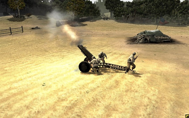 New model: 75mm M1A1 pack Howitzer
