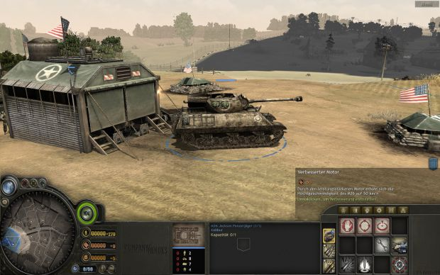 "New unit: M36 ""Jackson"" Tank Hunter"