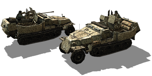 New model: Sd.Kfz. 251/17 Ausf. C