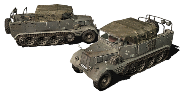 New model: WM Sd.Kfz.11