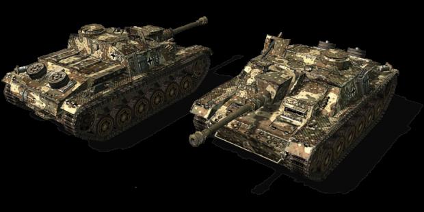 New model: StuG III