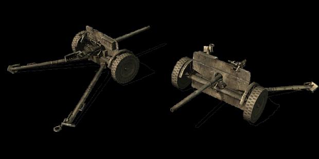 New model: US 37mm M3 AT-Gun