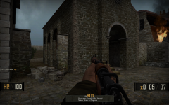 WWI Source 2.0 HUD.