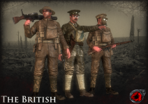 2.0 British soldiers