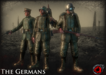 2.0 German soldiers