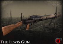 2.0 Lewis Gun