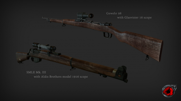 Nov 11th 2015 - Scoped rifles