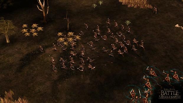 Gorgoroth Skirmishers