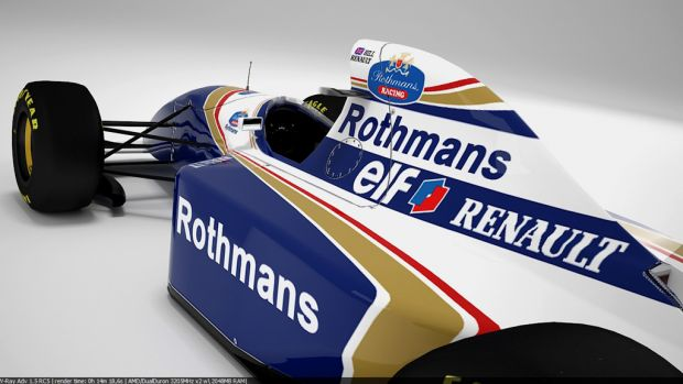Williams 1994 renders