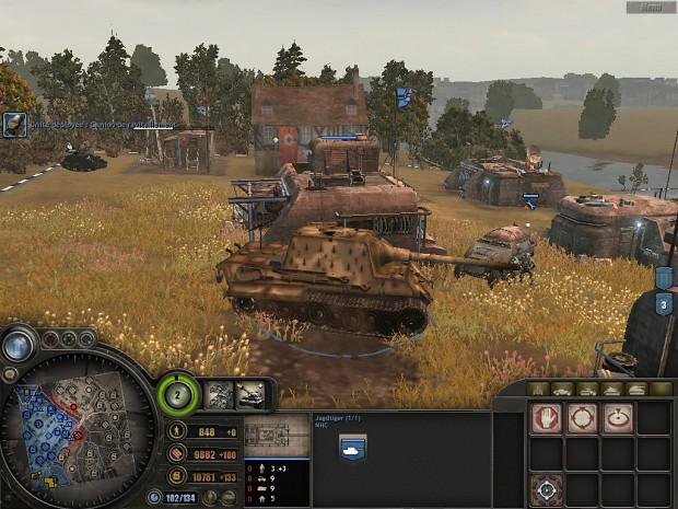 New Jagdtiger skin