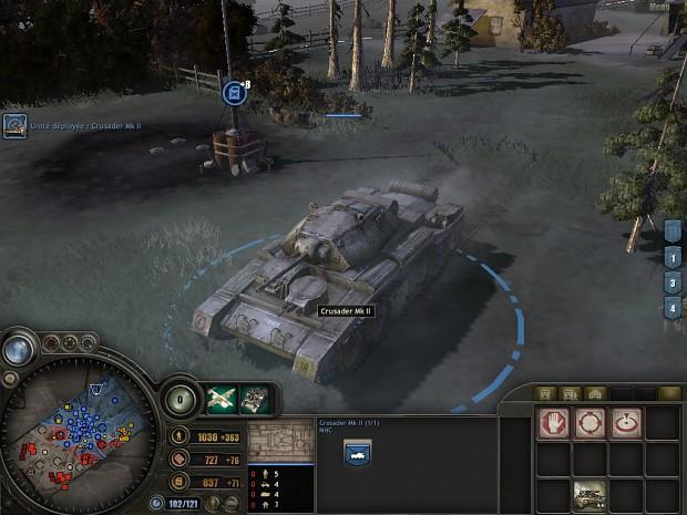 Crusader Mk II