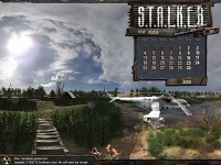 Lost Alpha Calendars - 2012 June
