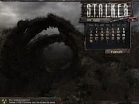 Lost Alpha Calendars - 2011 February