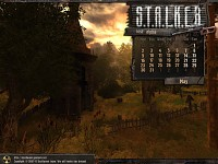 Lost Alpha Calendars - 2011 May