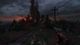 Chernobyl twilight...