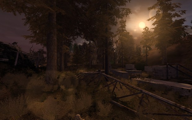Lost Alpha September Screens
