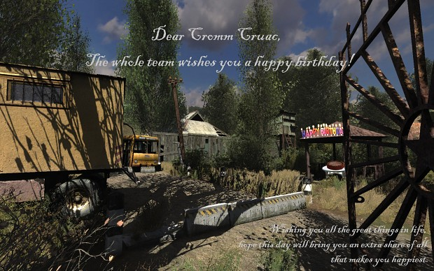 Happy Birthday, Cromm Cruac!