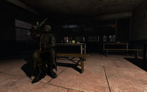 Lost Alpha screens for April, 2014