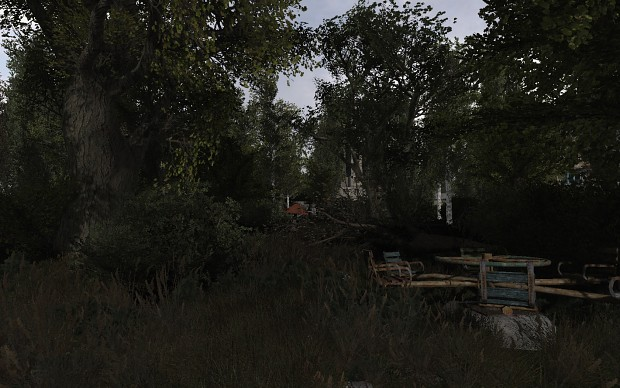 Lost Alpha screens for July 2013