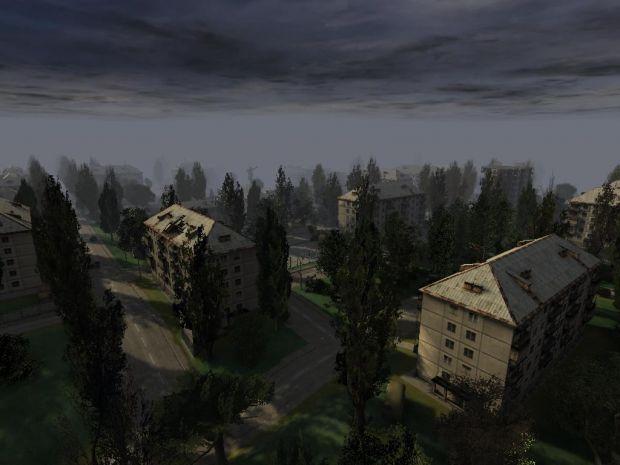 06.11.2009. Видео с локации Мертвый Город и новые скриншоты Lost Alpha. Пр