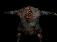 Nurgle greater daemon (WIP)