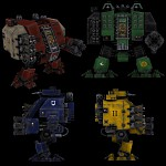 New Dreadnought Textures