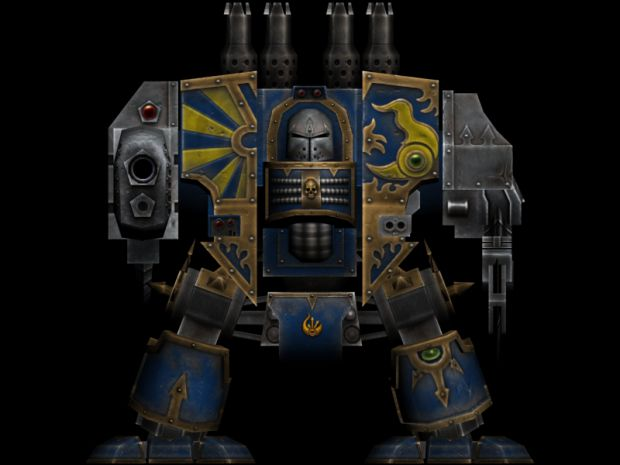 Tzeentch Dreadnought