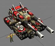 Soviet Apocalypse Tank Update