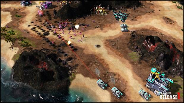 Allied Only Alpha Screenshots
