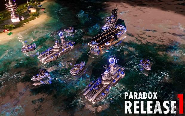 Release 1 - Ship Rescaling