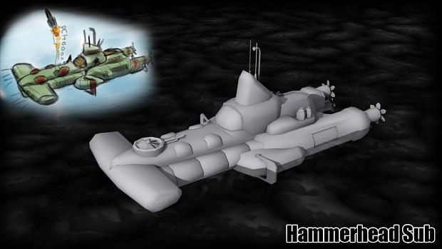 Hammerhead Sub