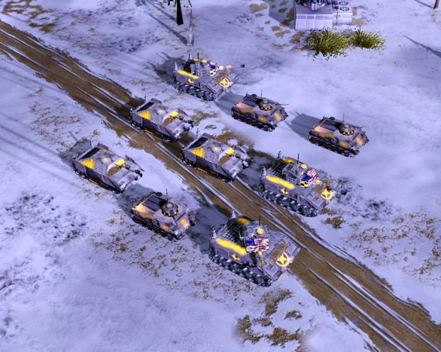Confederate Tanks image - Red Alert 3 Paradox mod for C&C ... Red Alert 3 Tank