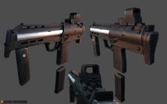 MP7 Final Render